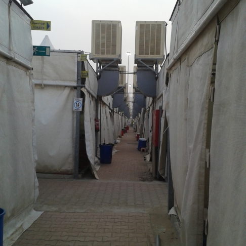 Tenda di Mina